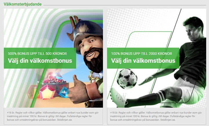 Top 3 Bookmaker 2020 med oddsbonus